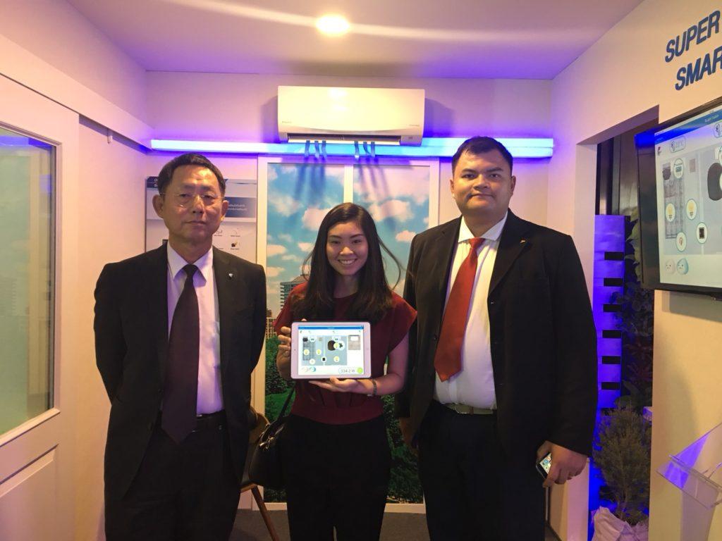 Daikin-SSA-Network-Smart-Home